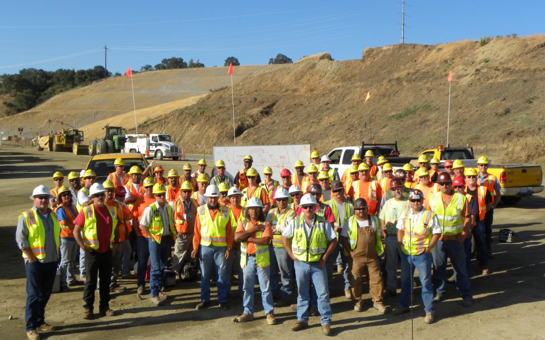 CONSTRUCTION TEAMWORK AND THE 4 C's